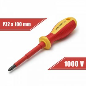 1000V-ig szigetelt szerszámok