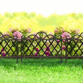 Virágágyás szegély, ágyásszegély