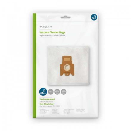 Porszívó Porzsák 10 db | Szintetikus | Legtöbb értékesített: Miele | Fehér dubg120mie10