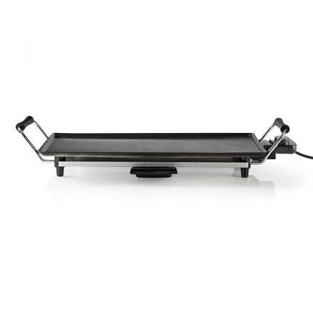 Teppanyaki Asztali Grill Sütő felület (h X sz): 47.5 x 26.5 cm | 5 Hőbeállítások  fcte110ebk50