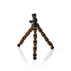 Miniállvány | Max 2,5 kg | 30,0 cm | Hajlékony | Fekete / Narancssárga  gpod3210bk