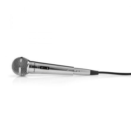 Vezetékes Mikrofon   -72 dB +/-3 dB Érzékenység   60 Hz - 14 kHz   5,0 m Nedis mpwd45gy