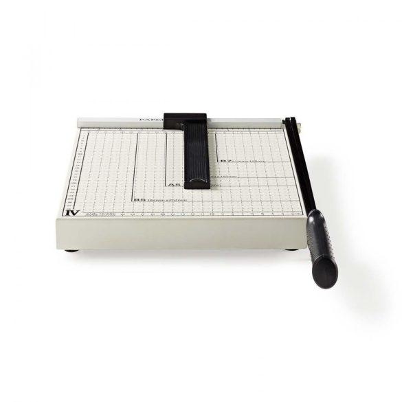 Papírvágógép   A4-as Méret   Fémpenge  pacu110a4