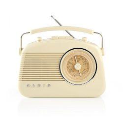 FM Rádió | 4,5 W | Hordfogantyú | | Elefántcsont  rdfm5000bg