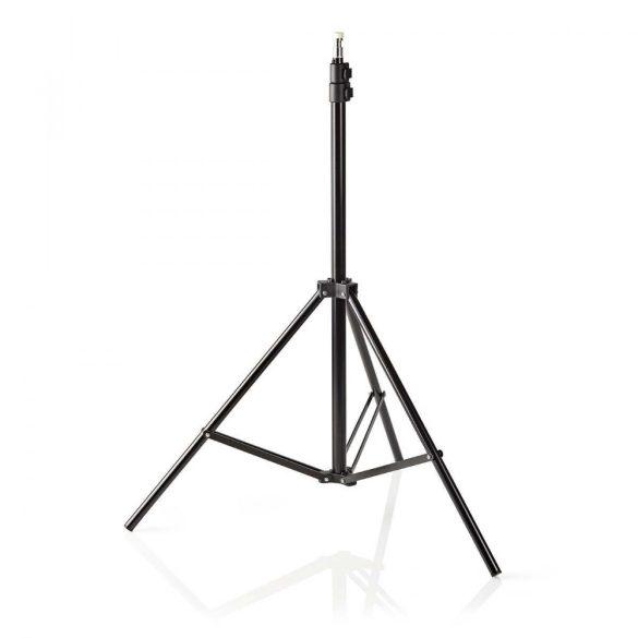 Fotóstúdió Lámpaállvány | 200 cm | Csapos  slst10bk