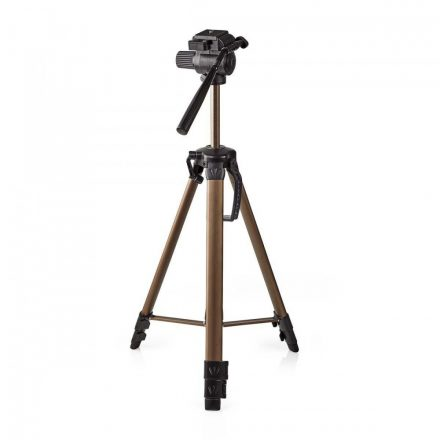 Állvány   Pásztázás és döntés   Max 3,5 kg   161 cm   Fekete / Ezüst  tpod2300bz
